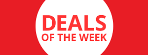 *** Deals of the Week ***